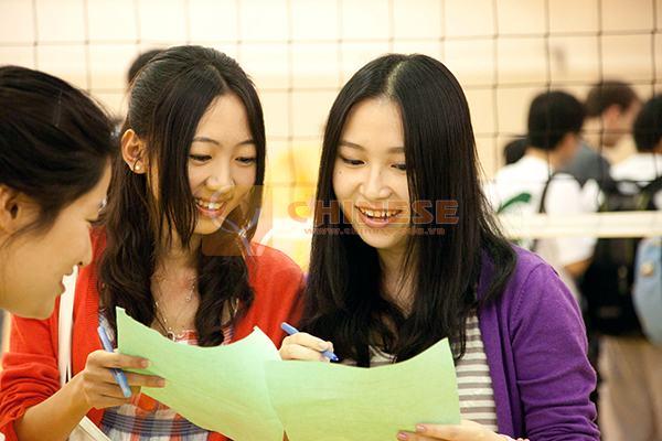 nội quy tại trung tâm tiếng trung chinese