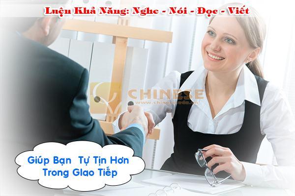 Khóa học tiếng Trung nâng cao tại trung tâm Chinese