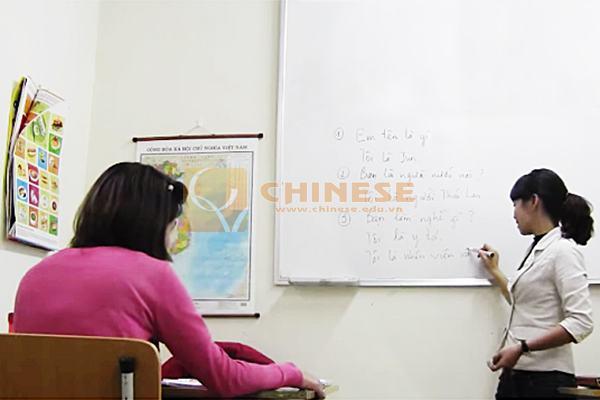 Lớp dạy tiếng Việt cho người Đài Loan, Trung Quốc tại Chinese