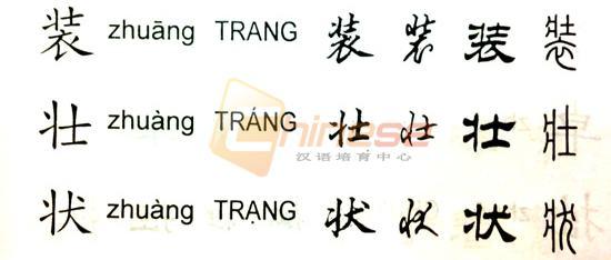 Tên tiếng Trung
