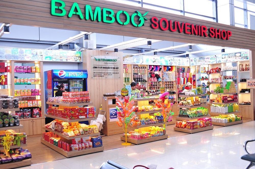 Bamboo Souvenir Shop