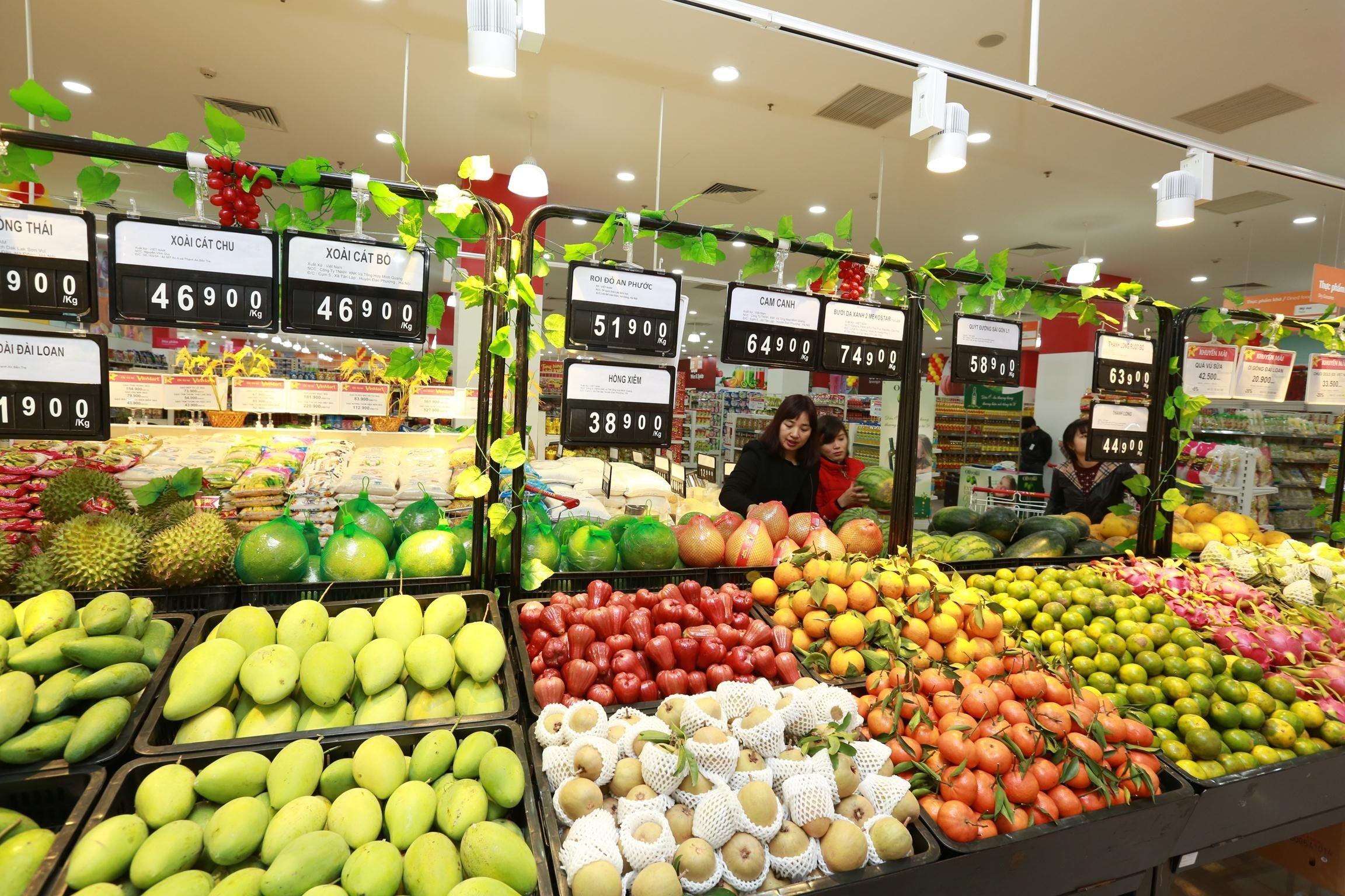 Học tiếng trung giao tiếp chủ đề Đi siêu thị