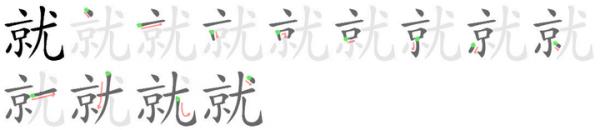 Ngữ pháp tiếng Trung đối với phó từ 就(Jiù) và 才(cái)