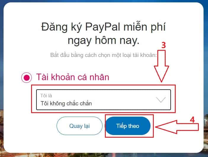 2 dang ky sign up tai khoan paypal