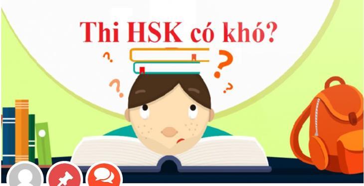 Bộ đề thi mẫu chứng chỉ tiếng Trung HSK 4 mới nhất