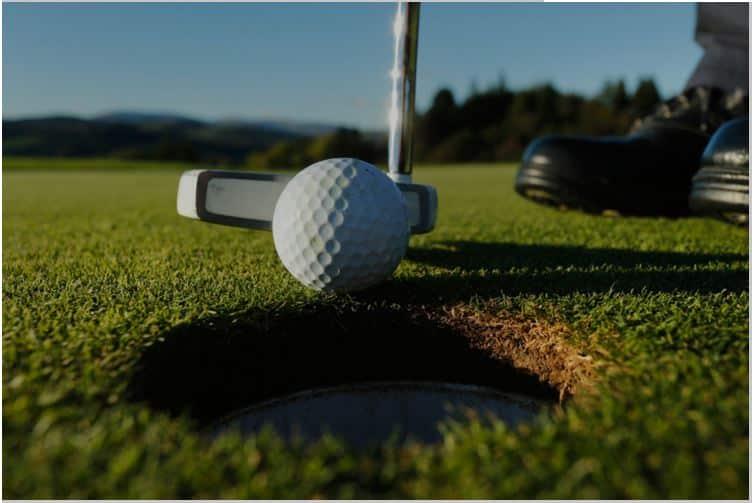 từ vựng tiếng Trung về golf