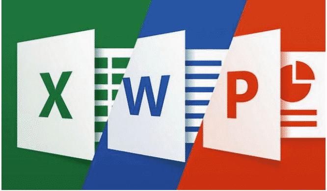 Từ vựng tiếng Trung trong Word, Excel và Powerpoint