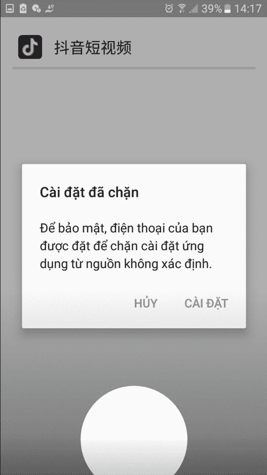 4.Cách tải tik tok Trung Quốc cho Android và IOS