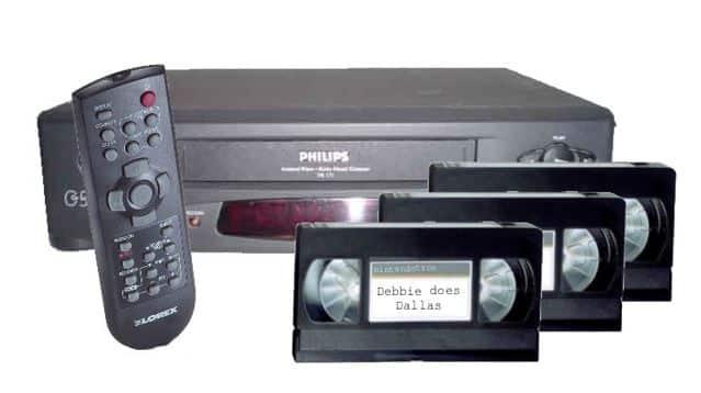 tu-vung-tieng-trung-chu-de-video-cassette