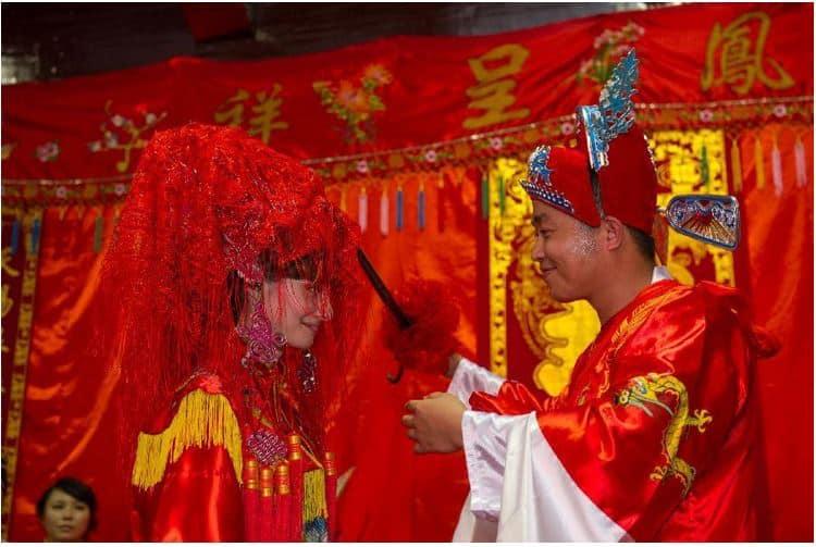 từ vựng tiếng Trung về cưới hỏi
