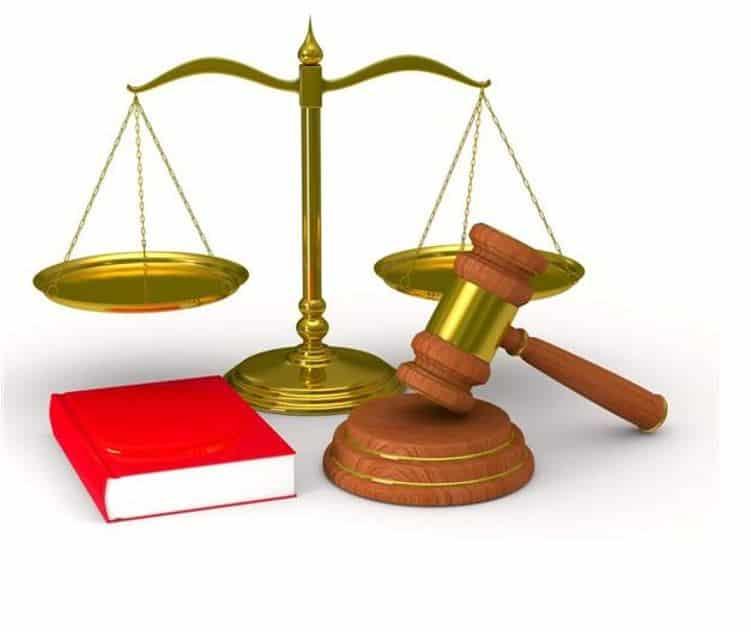 Từ vựng tiếng Trung về chuyên nghành Luật