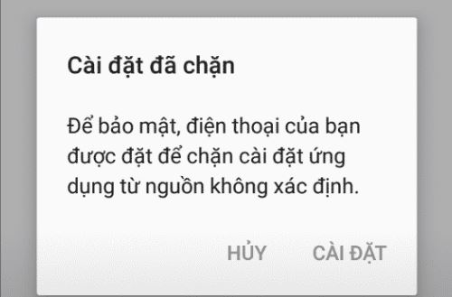 cach tai tik tok Trung Quoc cho Android CHAN