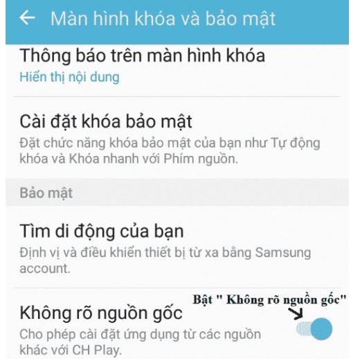 mo chan tai tik tok Trung Quoc cho Android.