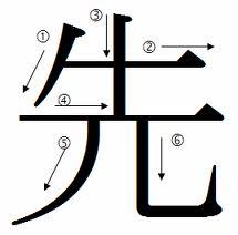 Học viết chữ Trung Quốc (chữ Hán) với tiếng Trung Chinese