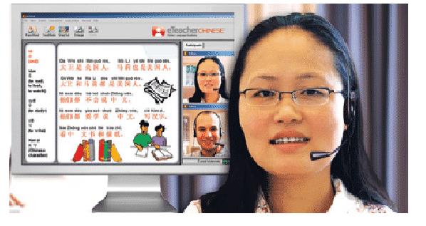 Học tiếng Trung online trực tuyến trên mạng qua skype